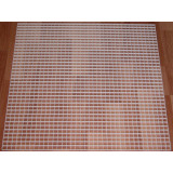 Пластиковая потолочная вентиляционная решётка 600х600 Апла (Сота)