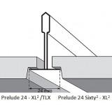 Потолочная плита КОРТЕГА CORTEGA Tegular 600x600x15