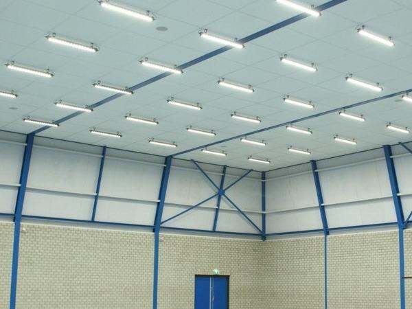 ударопрочный подвесной потолок
